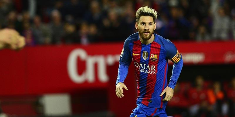 بارسلونا و تکمیل سه گانه با تمدید قرارداد مسی