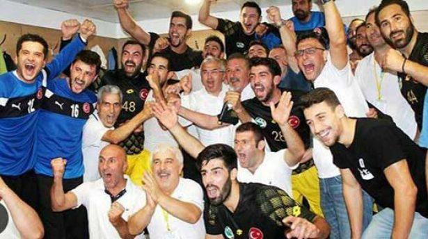استارت لژیونرهای هندبال در ترکیه با برد