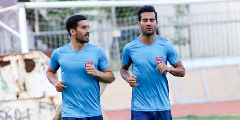 شجاعی و حاج صفی از حضور در تیم ملی محروم شدند