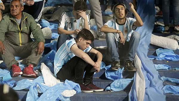 چرا آرژانتین و مسی